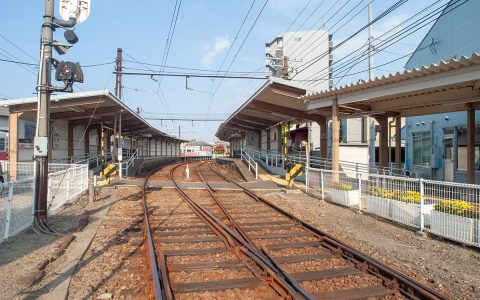 最寄駅、琴電今橋駅